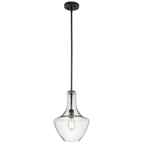 Kichler 42141OZCS Everly Pendant Bronze