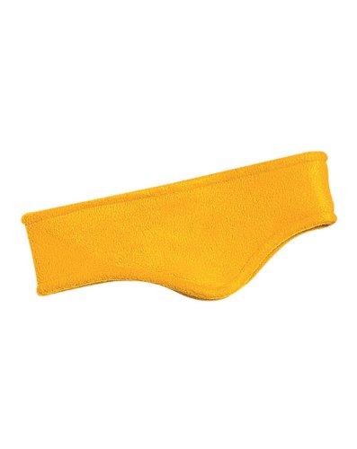 Port Authority C910 R-Tek Stretch Fleece Headband - Athletic Gold - OSFA