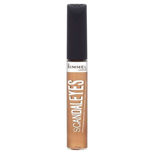 Rimmel Scandaleyes Eyeshadow Paint 7ml - 005 Golden Bronze