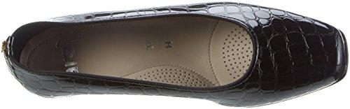 Tacón Mujer de Negro araGraz Cerrados Negro Zapatos F6n8v
