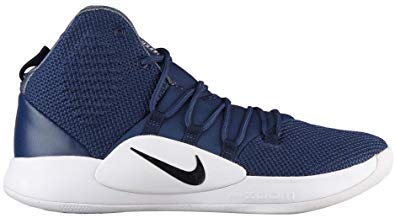 10865e44325 Nike New Hyperdunk X TB Navy White Black Men 10.5 Women 12 Basketball Shoes