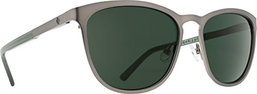 SPY OPTIC CLIFFSIDE Sunglasses for Men and Women |Shatter Resistant Lenses | Classic Style with Patented Happy Lens Tech