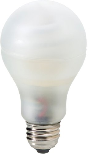 GE Lighting 63503 Energy Smart Bright from the Start CFL 15-Watt (60-watt replacement) 800-Lumen A19 Light Bulb with Medium Base, 1-Pack