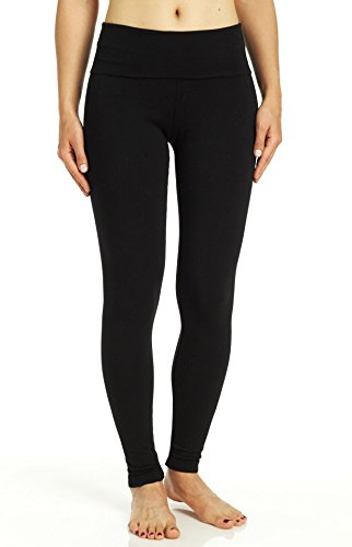 Hard Tail Contour Rolldown Ankle Legging, Black, Medium