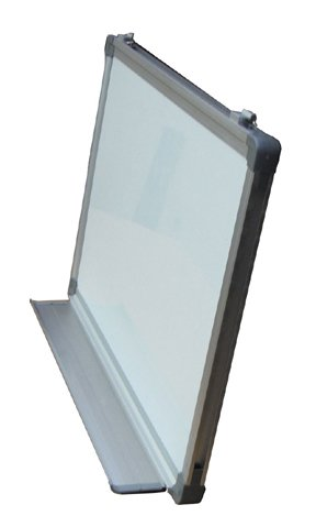 NEOPlex Large 36'' x 60'' Aluminum Framed Magnetic Dry Erase White Board