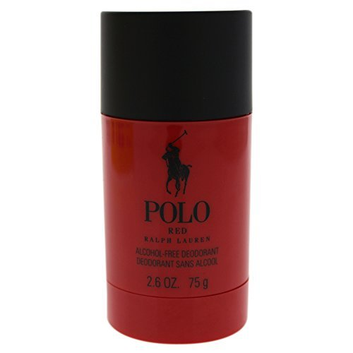 Ralph Lauren Polo Red Deodorant Stick, 2.6 Ounce (Pack of 7)