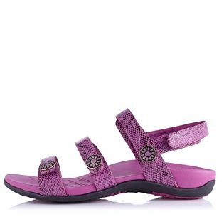 27e8a32dd9cb Vionic Orthotic Cathy Adjustable Strap Sandal with FMT Technology  Amazon.co .uk  Shoes   Bags