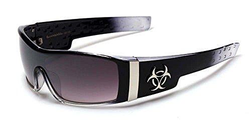 Biohazard Eyewear Sport Super Light Greek Style Sunglasses