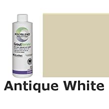 Polyblend #10 Antique White 8 oz. Grout Renew Colorant by Polyblend
