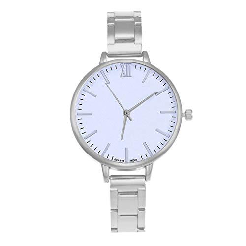 LUXISDE Fashion Men Quartz Watch Leather Clock Blu Ray Glass Wristwatch Multicolor