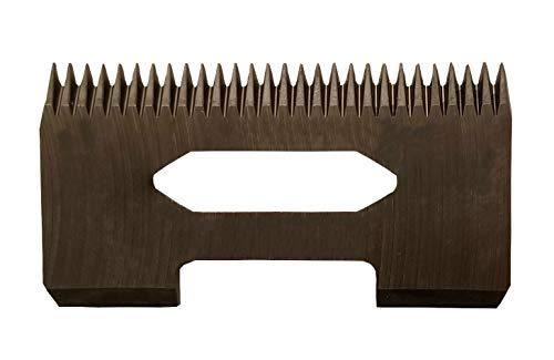 MS Ceramic Replacement Cutter Blade Fits Wahl Magic Clip Senior Clipper Blades Black Ceramic Blade