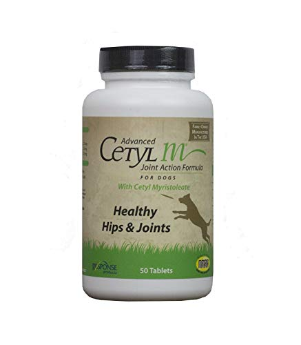 Cetyl-M Nutri-Vet Advanced Joint Action Formula Chewable Tablets