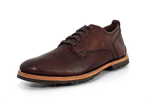Marron Bardstown Homme Timberland Toe Chaussures Puce Foncé Plain T6wTqxz4