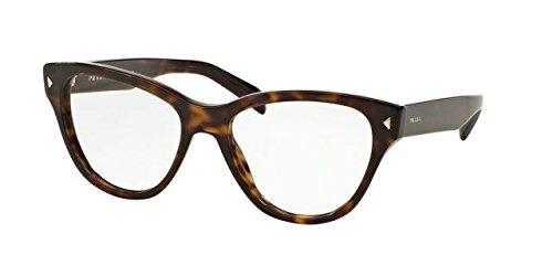 Prada PR23SV Eyeglass Frames 2AU1O1-52 - - Frames Glasses Prada Mens