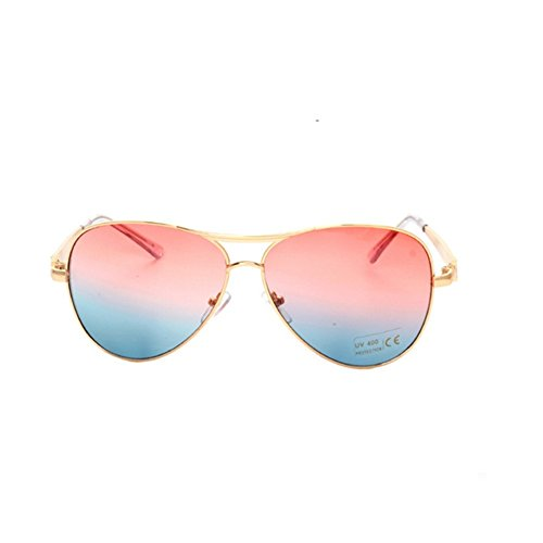 CherryGoddy Fine Gradation Ocean Piece European Style Big - Sunglasses Sea Online Specs Order