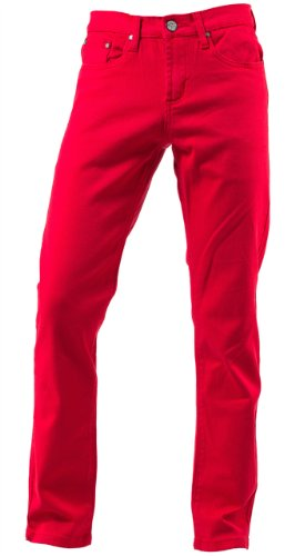 ny Jeans 32 Red (Bright Skinny Jeans)