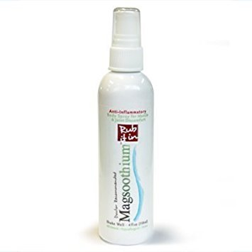 Pain Relief Spray With Magnesium and Arnica Homeopathic Extra Strength - 3oz - By Mars Wellness