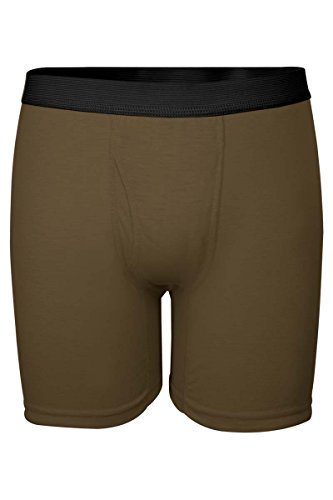 DRIFIRE High Performance Flame Resistant Military Ultra-Lightweight Mens Boxer Brief