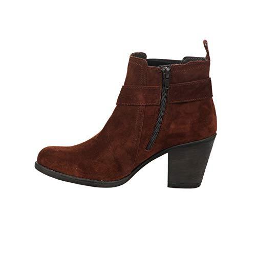 Marron Marron Boots Femme Miglio Cognac UnPWw0gExZ