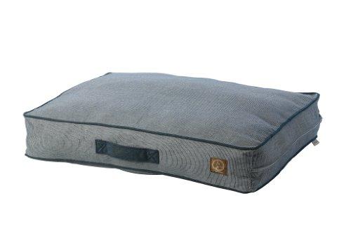 One for Pets Siesta Indoor/Outdoor Pet Bed Dog Bed Duvet Cover, Large, Denim -