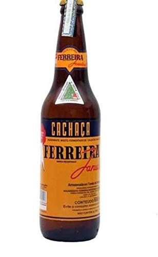 Cachaça Ferreira Januaria 600ml