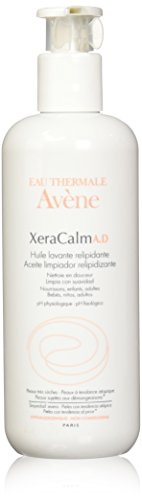 Eau Thermale Avne Xeracalm A.D Lipid-Replenishing Cleansing Oil, 13.52 fl. oz.