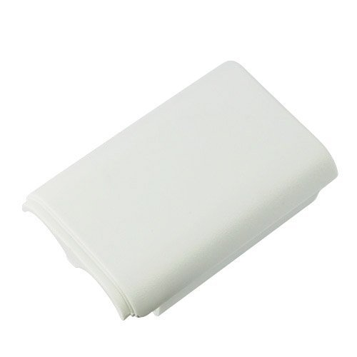 Xbox 360 Controller Replacement Battery Pack Cover Shell - White product image