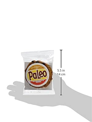 Paleo Cookies (1g Sugar) 6 Pack - Chocolate Chip