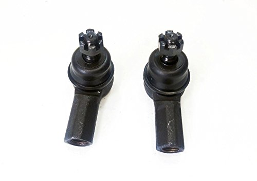 PartsW 2 Pc New Steering Kit for Acura EL/Honda Civic/Honda CR-V/Front Outer Tie Rod Ends (New Acura Tie Rod Rods)