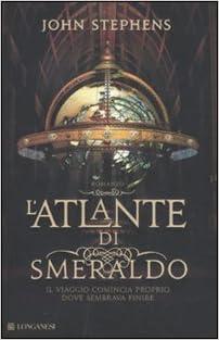 Book L'atlante di smeraldo