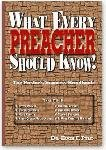 What Every Preacher Should Know!, Hugh F. Pyle, 0873989341