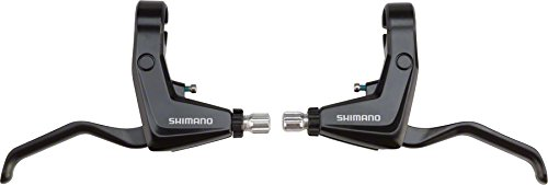 (SHIMANO T-Type Bicycle Lever Set - BL-T4000 (Black))