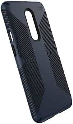 Speck Products Presidio Grip OnePlus Case, Eclipse Blue/Carbon Black