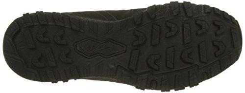 Hombre Fujirado Grey Asics Multicolor para Entrenamiento Zapatillas Black Gel Dark Silver de xqgcwgaWHY