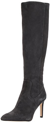 High Olencia WoMen Boot Sam Suede Asphalt Edelman Knee aPxwqAf1AU