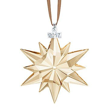 Swarovski SCS 2017 Christmas Ornament 5268827
