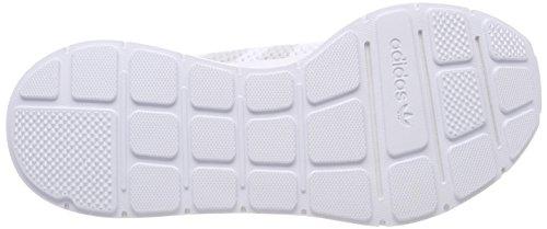 Adidas Uomini Swift Run Scarpe Da Ginnastica Primeknit Bianco (ftwbla / Griuno / Ftwbla 000)