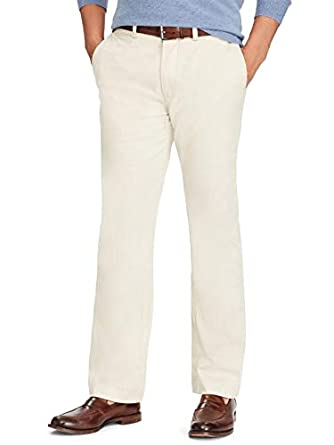 clients first clearance sale best sneakers Polo Ralph Lauren Classic Fit Chino Pants Flat Front 35x32 ...