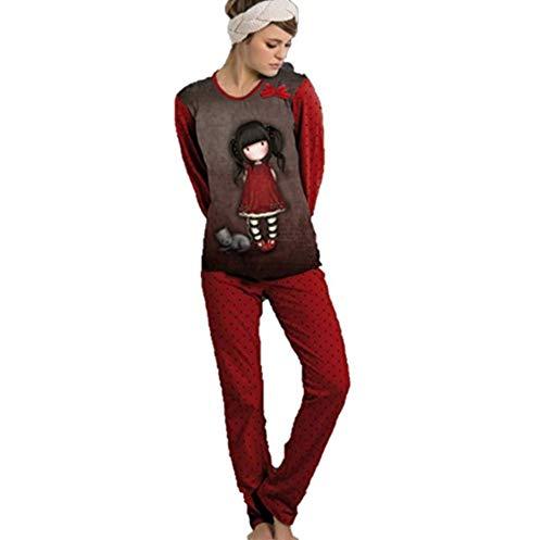 Pijama Santoro Para Gorjuss Santoro Gorjuss Mujer qfOH44