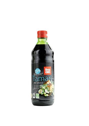 Lima Tamari 25% Minder Zout, 500ml, 1 Units