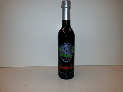 UPC 715660681161, VSOP Cinnamon Pear Aged Dark Balsamic Vinegar of Modena (375 ml / 12.68 oz)