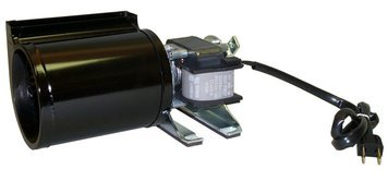 Low Profile Blowers - Fireplace Blower-Low Profile (CFM-FK30) Rotom Replacement # R7-RB130