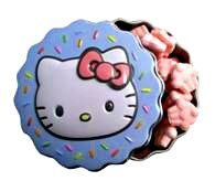 Hello Kitty Sweet Cupcakes Candy Tin RANDOM Color