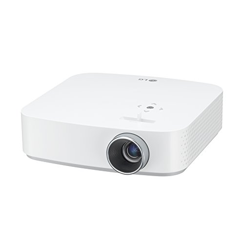 LG PF50KA Portable Full HD LED Smart Home Theater CineBeam Projector