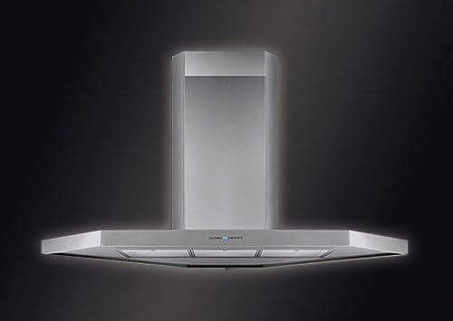 Diseño Muñeco esquina Campana Capella. 90 x 90 cm de lado. Métrica: Amazon.es: Grandes electrodomésticos