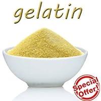 Pmw Fine Crystals Unflavoured Pure Edible Gelatine Powder - 500 Grams