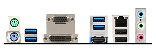 MSI Gaming Intel Skylake H110 LGA 1151 DDR4 USB 3.1 Micro ATX Motherboard (H110M Gaming) by MSI (Image #3)