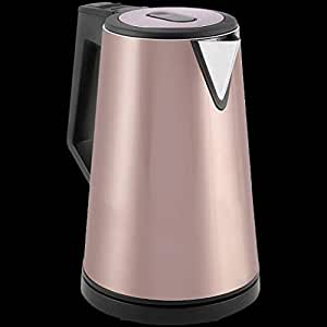 iSONIC TRIPLE LAYER STEEL KETTLE 1.7L 1800 Watts- WITH STAINLESS STEEL CONCEALED HEATING ELEMENT