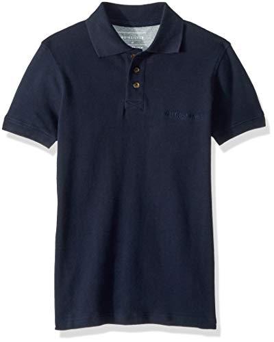 Quiksilver Big Boys' Tori Pass Polo Youth Shirt, Navy Blazer, XL/16 by Quiksilver