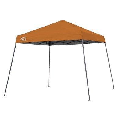 Quik Shade Expedition Instant Canopy, Orange